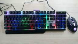 Kit gamer para pc