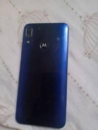 Vendo ou troco por outro celular de menor valor  MotoG E plus 64gg