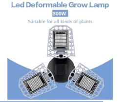 Lampada Led Painel 300w, Cultivo Indoor Grow Light