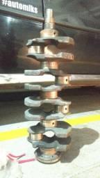 Motor parcial GM Monza 2.0 desmontado