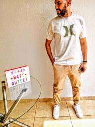 Calças Jogger, Bermudas e Camisetas