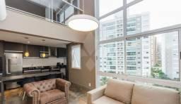 Apartamento à venda com 1 dormitórios em Central parque, Porto alegre cod:8244