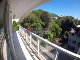 Apartamento para alugar com 3 dormitórios em Botafogo, Rio de janeiro cod:LAAP33602