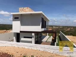 Casa com 3 dormitórios à venda, 166 m² por R$ 560.000,00 - Enseada de Jacumã - Conde/PB
