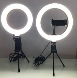 Ring Light Led Iluminador 6/8 Polegadas