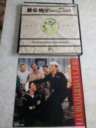 Laser Disc (LD) Thats entertainment part 2 gene kelly e Fred astaire