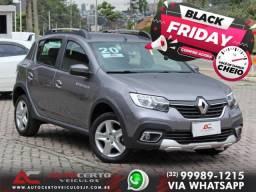 Renault SANDERO STEPWAY ZEN Flex 1.6 16V 5p 2019/2020