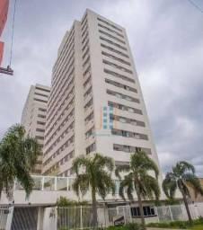 Apartamento semi mobiliado no Capão Raso