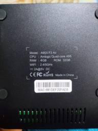 Smart Tv Box A95X 4GB+32GB modelo Novo 2020
