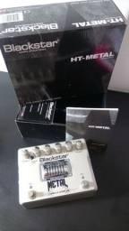 Pedal distorção blackstar ht metal