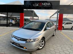 Civic LXS 1.8 flex automatico 2008