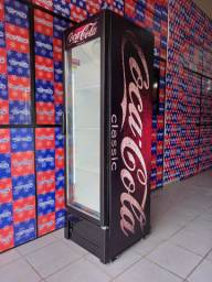 Geladeira expositoras slim Metal Frio Coca