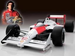 Fasciculos Mclaren Senna Mp4/4 De Agostini 01
