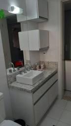 Armário completo para banheiro