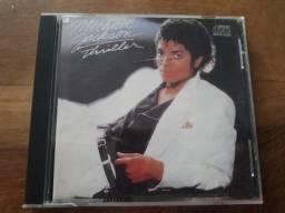 CD Michael Jackson Thriller