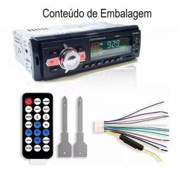 Rádio Automotivo MP3 com Bluetooth e FM 4x 25W de POTÊNCIA!!