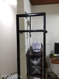 Maquina de musculação Polia Simples