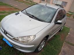 Carro Peugeout 206
