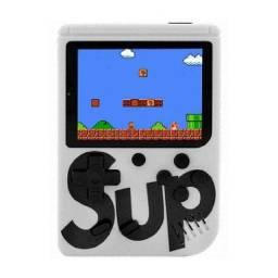 Vídeo game portátil mini game retrô Game Boy 400 jogos