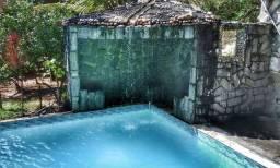 Chácara com piscina para eventos..