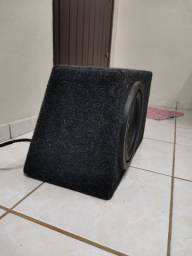 Subwoofer áudio on