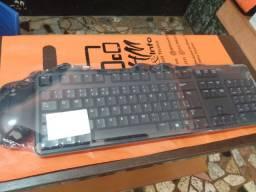 Teclado e mouse Dell