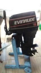 Motor enverude 40 hp