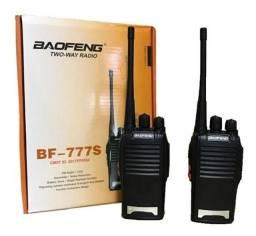 Rádio comunicador Portátil (produto novo)