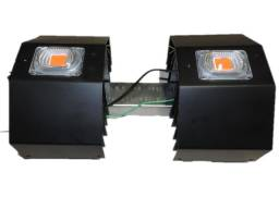 Spyder 600 Grow Light Led Painel Full Spectrum + Lentes