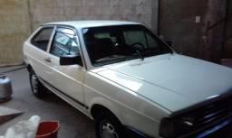 Carro Gol 1.6, 88/89, segundo dono, revisado, super conservado