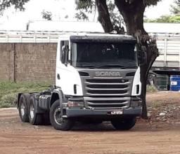 Scania G470 6x4 2010/2010