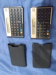 2 calculadoras HP 12C