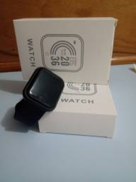 Smartwatch d20 relógio inteligente últimas unds