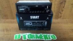 Auto radio com BT