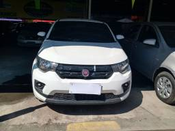 Fiat Mobi 2018 completo (+GNV) Entr + 48x 599.00 único dono