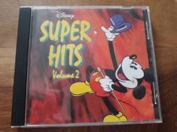 CD Disney Super Hits Volume 2
