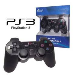 Controle Sem Fio Playstation 3 - Plenus Informática