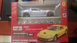 Miniatura Em Escala 1:24 Ferrari 550 Maranello