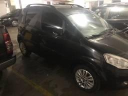 Fiat Idea 2012 Preto super conservado