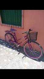 Vendo Bicicleta Grande  semi Nova De macha , Da Caloi toda original