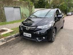 Honda Fit ELX 2017 Automático Top de Linha ? Único Dono ? Impecável