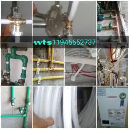 Instaladora de gás natural e GLP profissional de qualidade