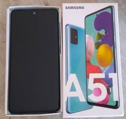 Samsung Galaxy A51 com nota fiscal