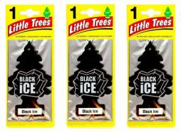 Little Trees Black Ice