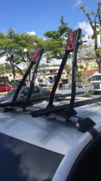 Suporte de teto para bicicleta transbike