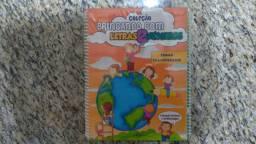Ensinando e Brincando com Letras e Números Educação Infantil Coleção