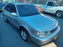 Corolla xei 1.8 automatico completo 2001