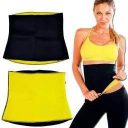 Cinta modeladora para exercícios físicos