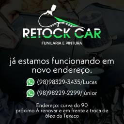 Retock car & Funilaria e Pintura
