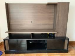 Estante / Rack para TV de até 50 polegadas